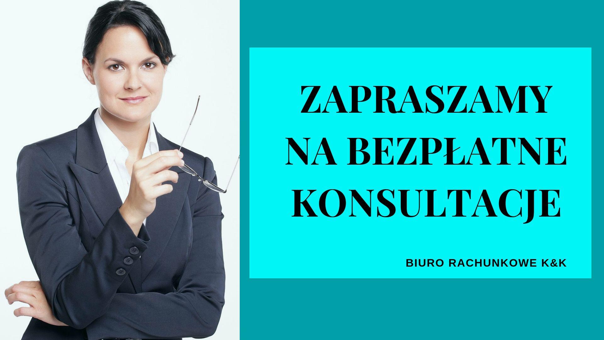 Bezpłatne Konsultacje Księgowe !!!