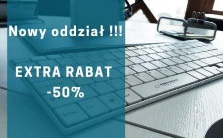 Nowy oddział biura :) – 50% :)